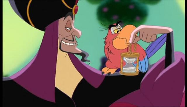 File:Jafar&Iago-House of Villains10.jpg
