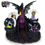 2007-Disney-Store-European-Exclusive-Limited-Edition-Villains-Musical-Snowglobe-featuring-Maleficent-001
