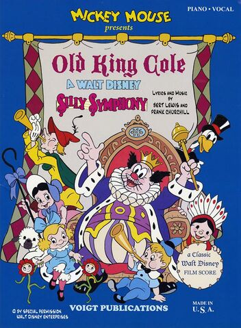 File:Old King Cole music sheet.jpg