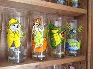 The rescuers pespi tumblers