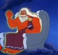 Zeus disney