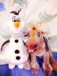 Olaf and Sven newplushes