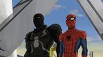 Agent Venom and Spider-Man USM 03