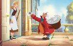 Disney Princess Cinderella's Story Illustraition 4