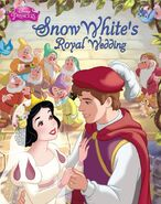 Snow White's Royal Wedding (Cover)