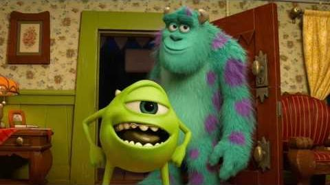 Monsters University Party Central Sneak Preview - Official DisneyPixar HD