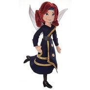 Zarina Plush Doll - The Pirate Fairy - 18''