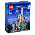 Disney Castle Lego Playset 22