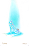 Transparent Cinderella 2015 Poster