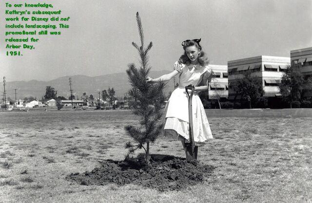 File:Kathryn Beaumont Arbor Day 1951.jpg