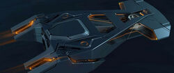 Clu's Ship