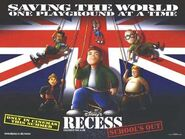 Recess Poster