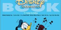 The Disney Songs Book