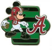 Alabama Crimson Tide Pin