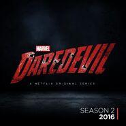 Daredevil Season 2 Logo V2
