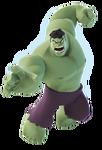 Hulk Charge DI Render