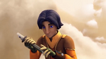 Star Wars Rebels Rise of the old Masters Screenshots Ezra