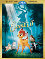 Bambi II Bluray