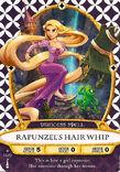 Rapunzel Card