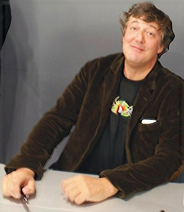File:Stephen Fry Book Signing.jpg