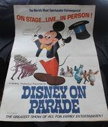 DisneyOnParade69poster