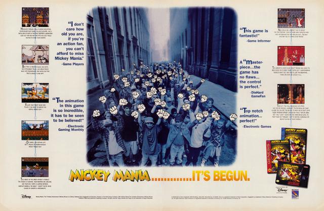 File:Mickey Mania - Magazine Ad.png