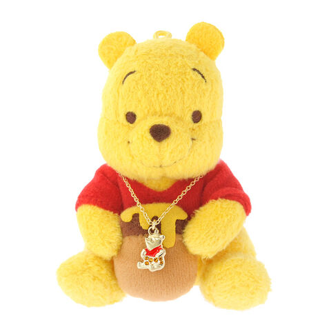File:Winnie the POOH Pooh necklace with stuffed toy.jpg