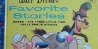 Walt Disney Favorite Stories