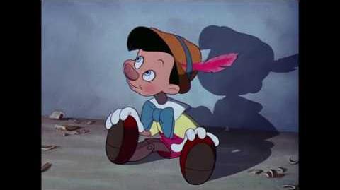 Pinocchio A Real Boy