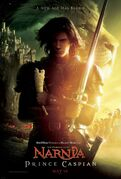 The Chronicles of Narnia Prince Caspian - Poster - A New Age Has Begun