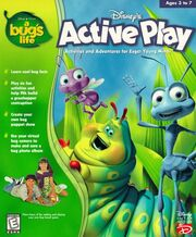 Active play a bugs life