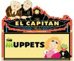 Disney soda fountain muppets pin