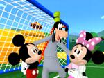 Goofy's Swingin' Soccer - Mickey Mousekersize 659