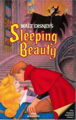 Sleeping Beauty 1986 VHS