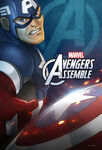 AvengersAssemble CaptainAmerica poster
