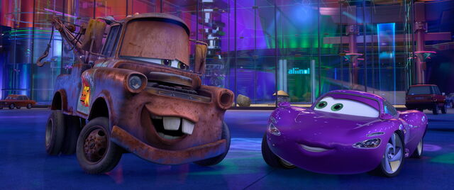 File:Cars 2 - Mater and Holley.jpg