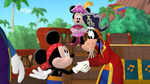 Mickey mouse clubhouse goofy grandpappy