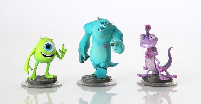 File:Disney Infinity Monsters University Figures.jpg