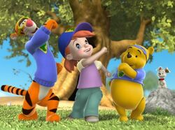 My Friends Tigger & Pooh - The Super Sleuths