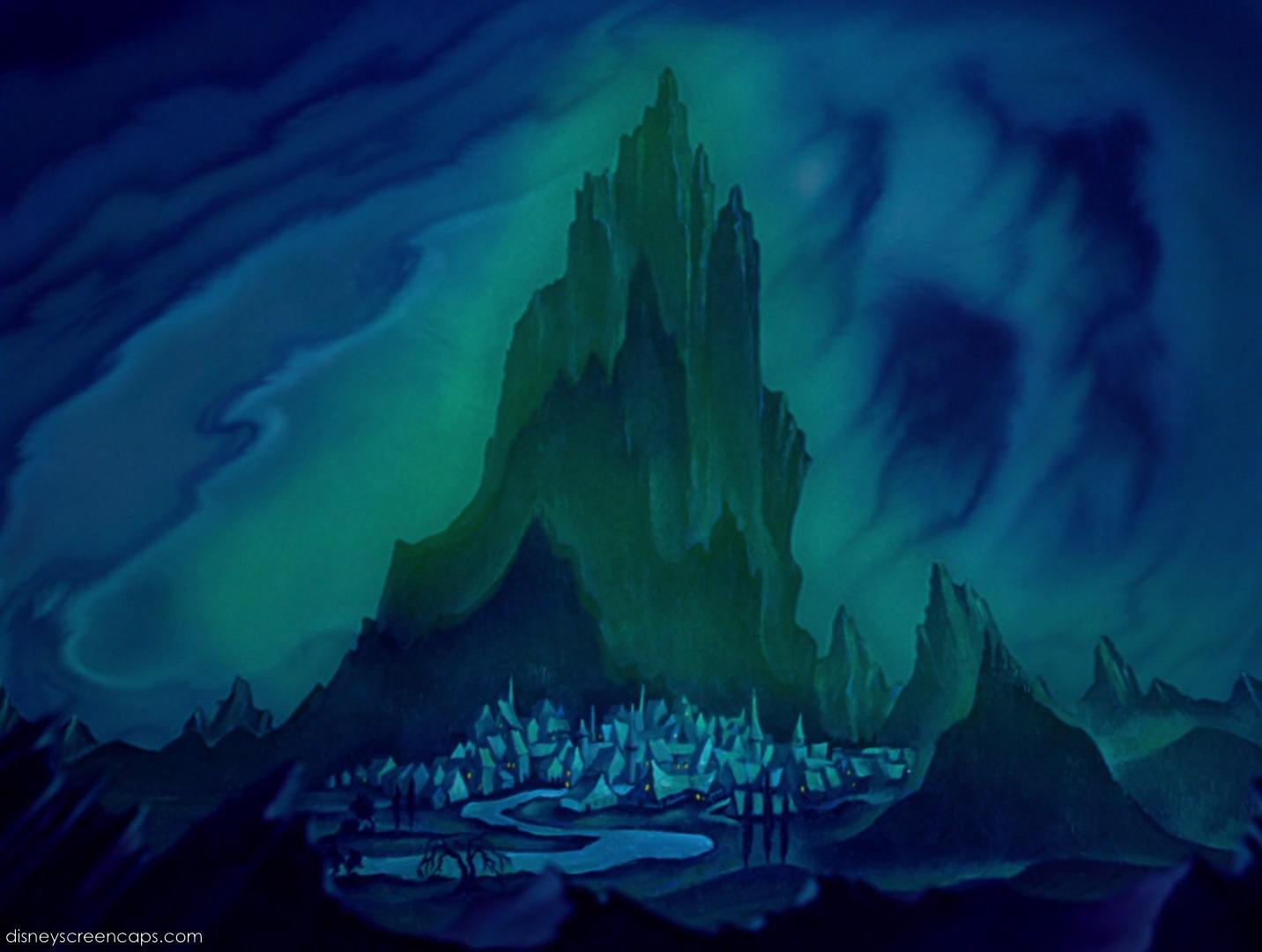 Bald Mountain Disney Wiki Fandom Powered By Wikia