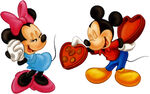 Mickey and Minnie Mouse Wallpapers (3)