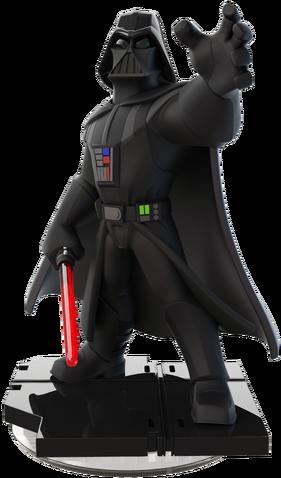 File:Darth Vader Disney INFINITY Figure.png