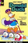Donald duck comic 245