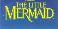 The Little Mermaid Official Comic Adaptation