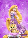 Rapunzel and daisy