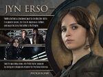 Jyn Erso Profile