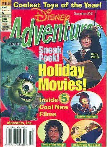 File:Magazine FOTR Disney Adventures Dec2001.jpg