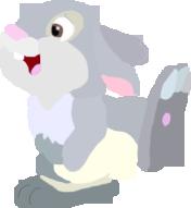 Thumper toystoryfan artwork