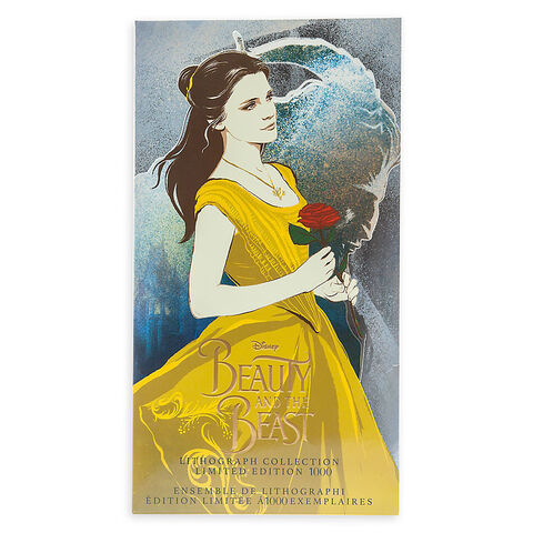 File:Beauty and the Beast Lithograph Set - Live Action Film - Limited Edition 1.jpg
