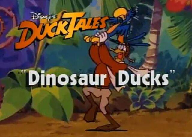 File:Dinosaur Ducks.jpg